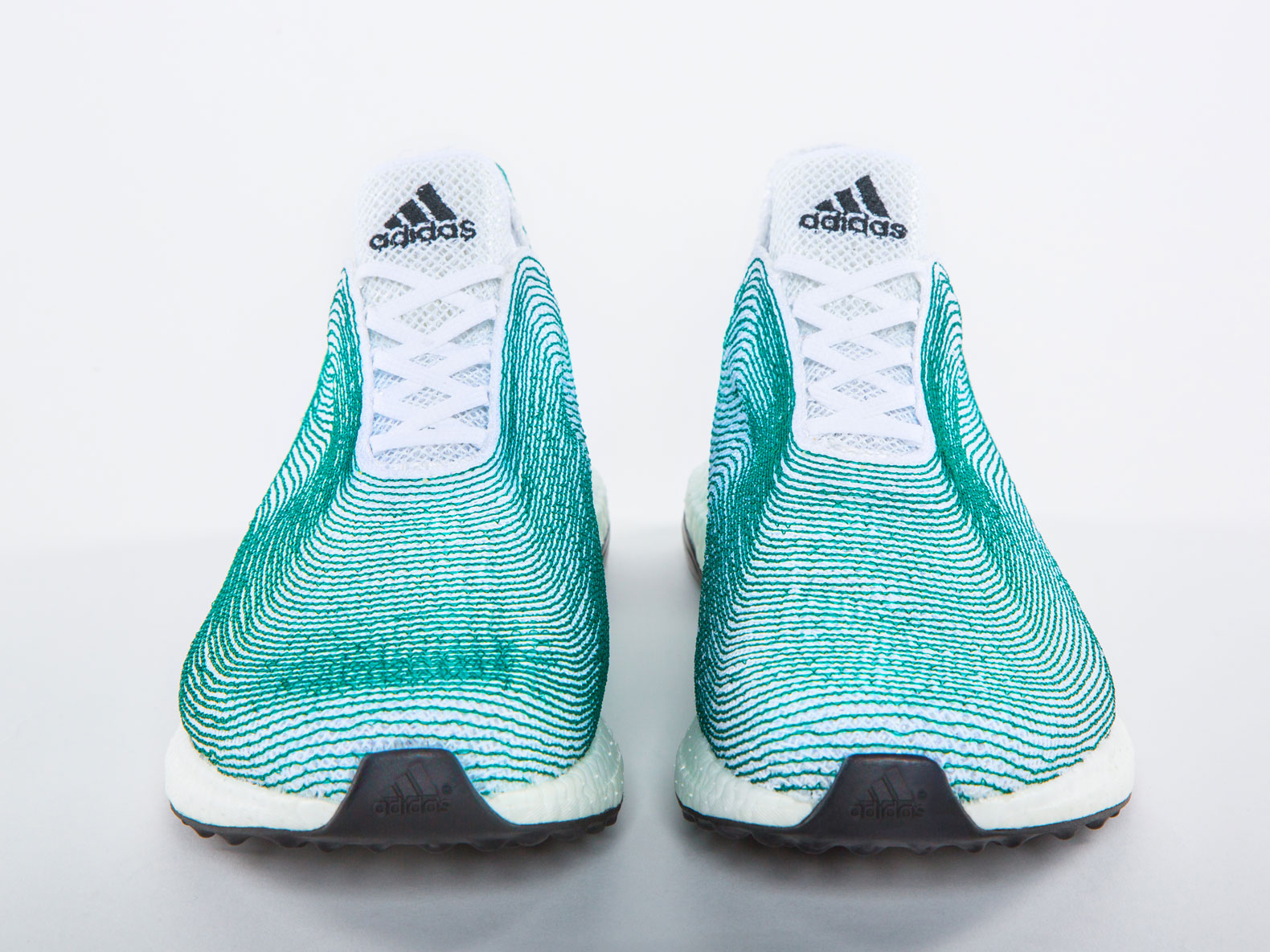 Adidas Trainers from recycled plastic
